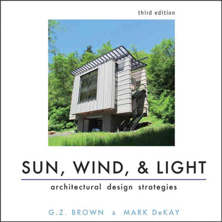 Sun, Wind, and Light: Architectural Design Strategies By Brown, G. Z./ Dekay, Mark